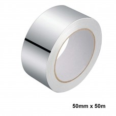 1x Aluminiumtape 50mmx50m Extreme Kleefkracht - All Weather