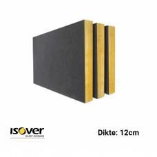 Glaswol Isover Mupan Facade 1500x600x120  Rd: 3,75 4pl/pak (=3,60 m²)