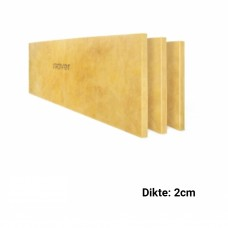 Glaswol Isover Party Wall 1500x600x20mm Rd: 0,60 22pl/pak (=19,80 m²)