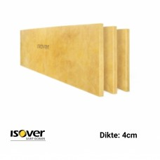 Glaswol Isover Party - Wall 1500x600x40 Rd: 1,20 12pl/pak (=10,80 m²)