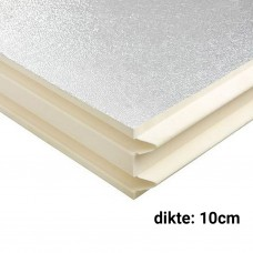 PIR Spouwplaat 10cm 1200x600mm Rd:4.55 5pl/pak (=3,60 m²) Bauder