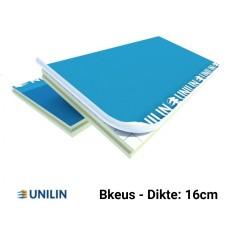 PIR plaat Sarking Bkeus 16cm 2400x1200mm Rd:7,25 2,88 m²/plaat - Utherm Sarking LE PLUS