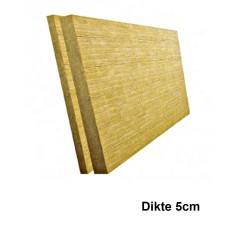 Rotswol 5cm 2000x600mmmm Rd:1,30 48pl/pallet (57,60 m²) Isoroof-H - Isoroc