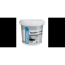 Soprema AQUADERE KLEEFVERNIS - Koud verwerkbare en oplosmiddelvrije sneldrogende hechtprimer op basis van bitumen en water - 25 L/ST