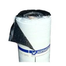 Soprastick Venti FF - zelfklevende onderlaag - Folie(F)/folie(F) - polyester - composiet - 2,6 mm dik - 10 m²/rol